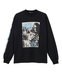 ROYAL TRUX/THANK YOU Tシャツブラック