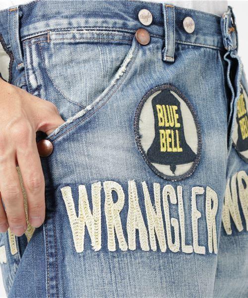 【Wrangler】70周年記念モデル PIERROT PANTS