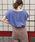 tiptop(ティップトップ)の「ワッフルラウンドヘムプルオーバー(Tシャツ/カットソー)」|詳細画像