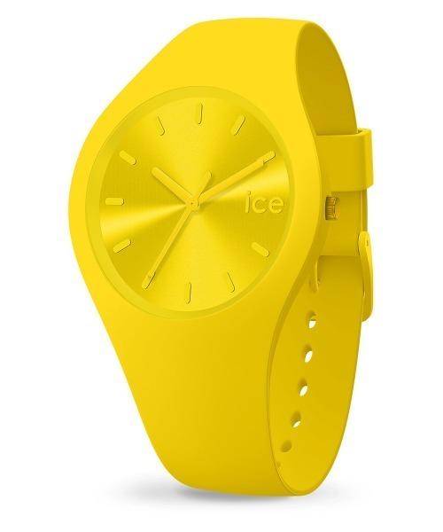 「Ice-Watch アイスウォッチ」 ICE colour アイス カラー スモールサイズ ミディアムサイズ 3Hands