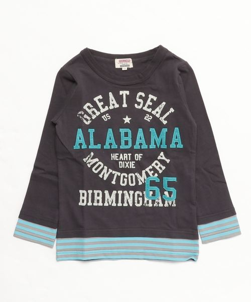 ボーイズ F.CHIPS 長袖Tシャツ 全4柄