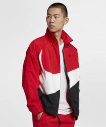 NIKE(ナイキ)の「ナイキ スポーツウェア メンズ ウーブン ジャケット《セットアップ対応商品》(ブルゾン)」