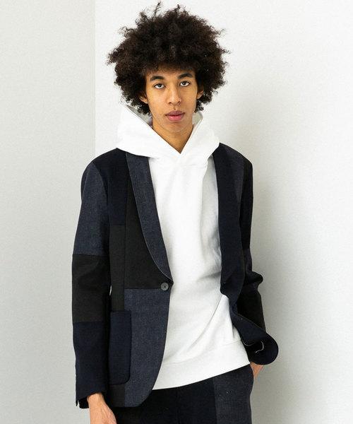 【人気No.1】 TOKYOパッチワークショールカラージャケット(テーラードジャケット)|UNITED TOKYO(ユナイテッドトウキョウ)のファッション通販, ヤツオマチ:1ca77c68 --- blog.buypower.ng