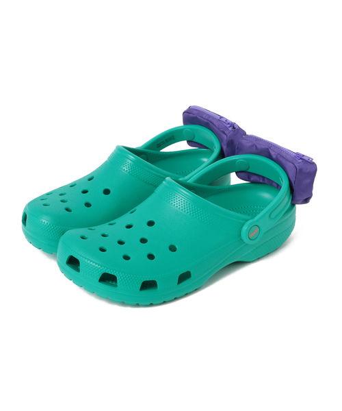 crocs × BEAMS / 別注 ポケット クロッグ