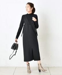 DouDou(ドゥドゥ)のジャンパースカート(ジャンパースカート)
