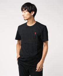 ami alexandre mattiussi (アミ アレクサンドル マテュッシ) / AMI DE COEUR Tシャツ 19AW(Tシャツ/カットソー)
