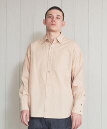 <Text>VENTILATED SHIRT/シャツ.