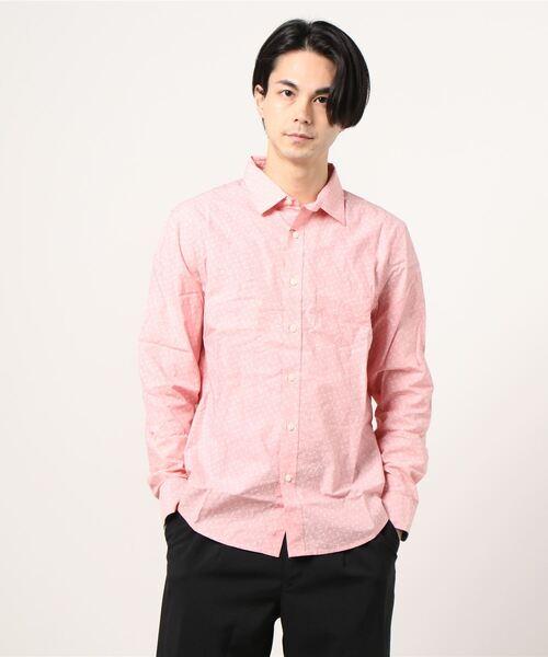 【BANANA REPUBLIC FACTORY STORE】スリムフィット アンタックド オーガニックコットンシャツ