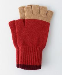 <SCOTTISH TRADITION> PANEL F/GLOV/手袋◆