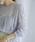 select MOCA(セレクトモカ)の「2WAYリンクルシアーブラウス/シースルーブラウス/シアートップス/シアーシャツ(シャツ/ブラウス)」 詳細画像