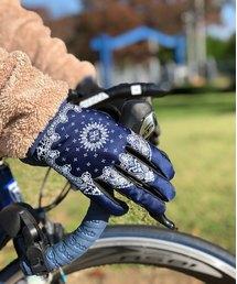 CHARI&CO(チャリアンドコー)のSMART GLOVE HLNA BANDANA(手袋)