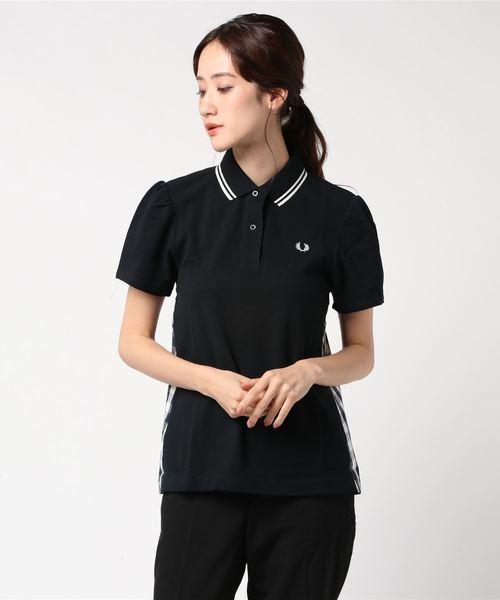 激安商品 Gingham FRED Polo Panel Panel Polo Shirt(ポロシャツ)|FRED PERRY(フレッドペリー)のファッション通販, 靴の通販ショップ 靴のベル:477826f6 --- fahrservice-fischer.de