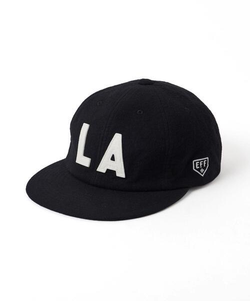 【別注】 <EBBETS FIELD FLANNELS> LA CAP/キャップ