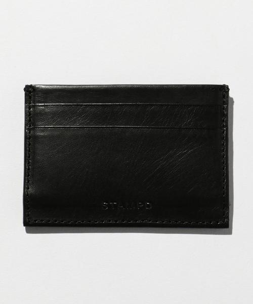 <STAMPD> CARD WALLET/カードケース