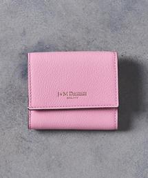 <J&M Davidson(ジェイアンドエム デヴィッドソン)>TWO FOLD ミニ財布■■■◇