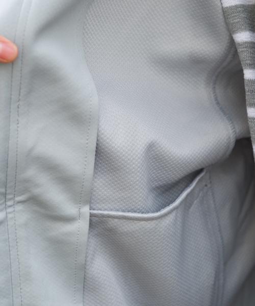 UNLIMITED ABILITY / ボンディングZIPフードジャケット
