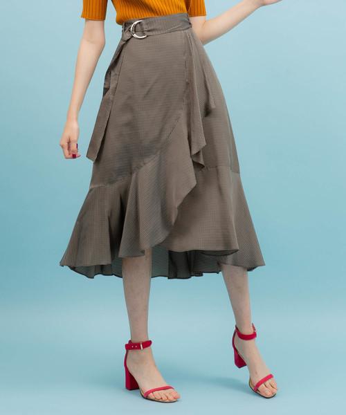 史上最も激安 UNITED TOKYOラッフルストライプスカート(スカート)|UNITED TOKYO(ユナイテッドトウキョウ)のファッション通販, たまごのソムリエ:3edce2b8 --- blog.buypower.ng