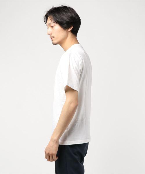 【CONVERSE】シューレース付Tシャツ