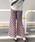 UNRELISH(アンレリッシュ)の「ドロストストレートパンツ(パンツ)」|詳細画像