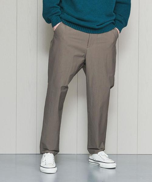 <H>FLXION BALLOON TAPERED PANTS/パンツ