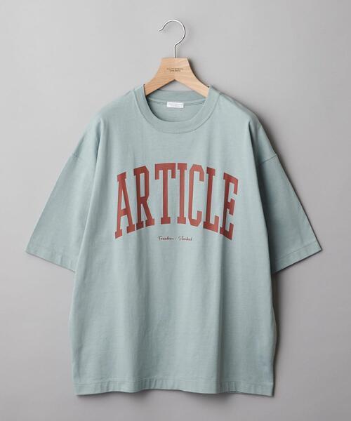 【WEB限定】 by レタード ワイドフォルム Tシャツ