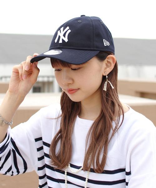 THE SHINZONE / シンゾーン ニューエラベースボールキャップ NEWERA BASEBALL CAP