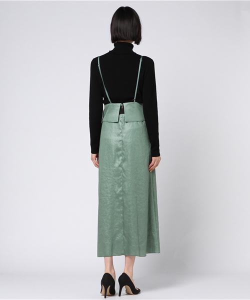 シャイニー2WAYジャンパースカート