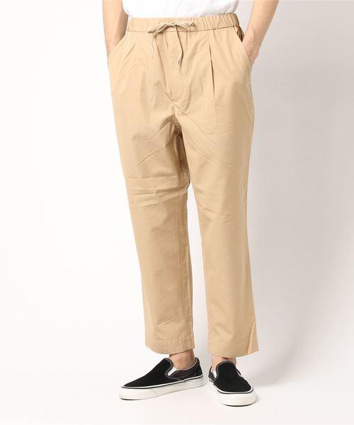 品質一番の 【セール】A TUCK TAPERED VONTADE セール,SALE,A/ ア ボンタージ 別注 1タックテーパードイージートラウザー 1 TUCK TAPERED EASY TROUSERS(パンツ)|A VONTADE(アボンタージ)のファッション通販, 福富町:7d1ec3b8 --- jobfeed.hu