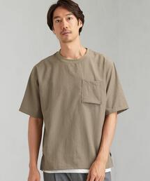 SC ドライ タンクトップ レイヤード クルーネック Tシャツ < 機能性 / 吸水速乾 > #