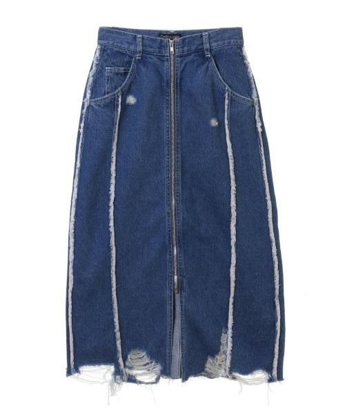 RAGGED スカート