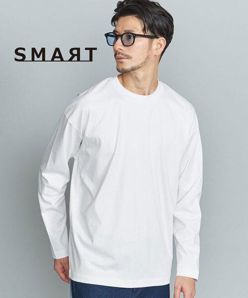 【WEB限定 WARDROBE SMART】 by NORITAKE クルーネック リラックス テーパード カットソー