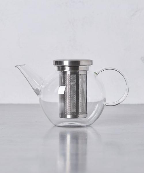 <JENAER GLAS(イエナ グラス)> ステンレスフィルター ティーポット S