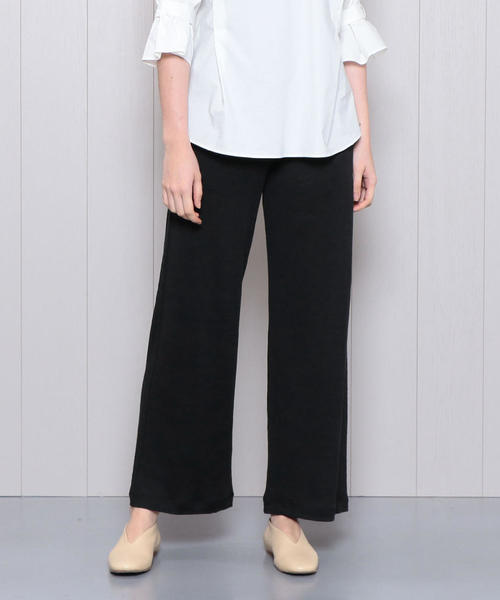 <H>WIDE PANTS/パンツ