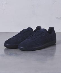 【別注】<adidas(アディダス)> SAMBA NAVY MENS†◆
