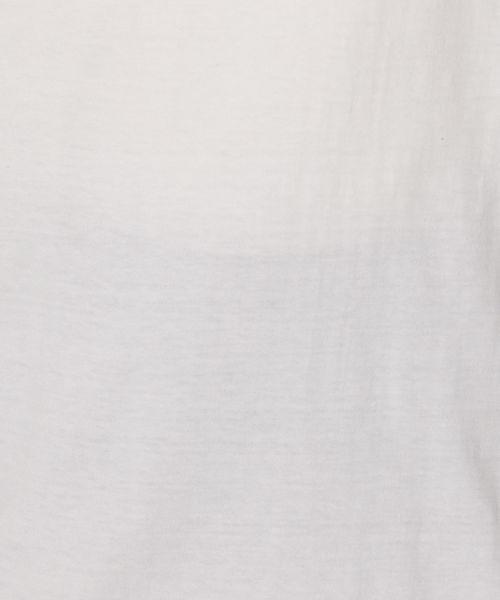 スニーカー刺繍ロンT