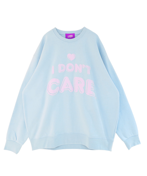 【LAND】Don't CARE Sweats