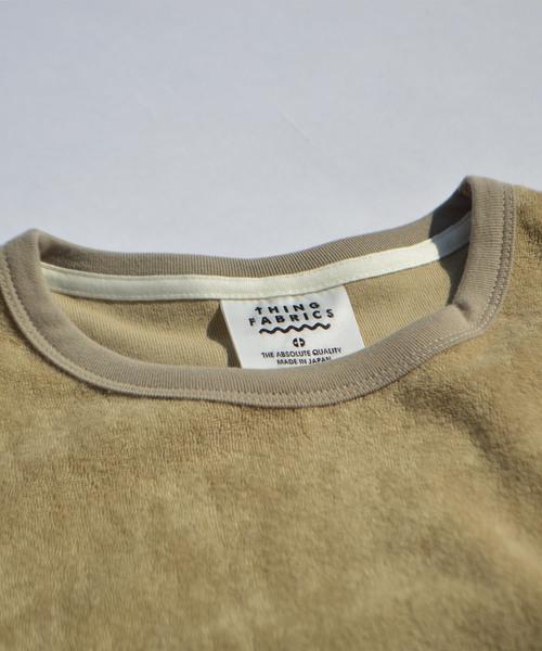 tHING FABRICS/シングファブリックス TF Long T-shirt