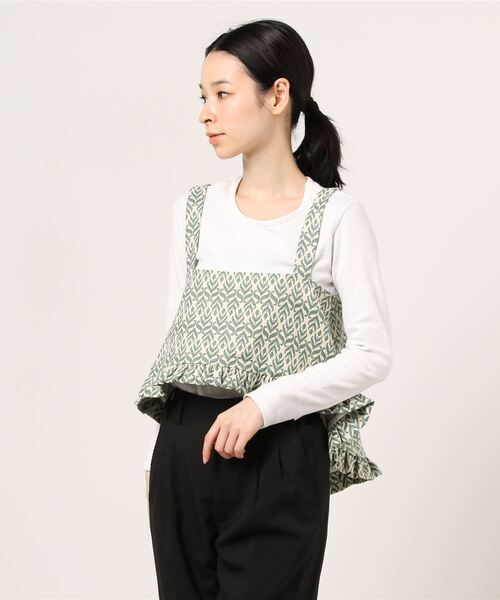 DREAM sister jane / Cropped Top
