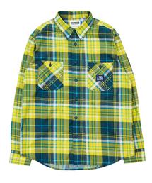DOUBLE STEAL(ダブルスティール)のチェックシャツ(シャツ/ブラウス)