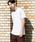 Champion(チャンピオン)の「Champion チャンピオン 無地 ベーシック メンズ 半袖 クルーネック Tシャツ(Tシャツ/カットソー)」|詳細画像