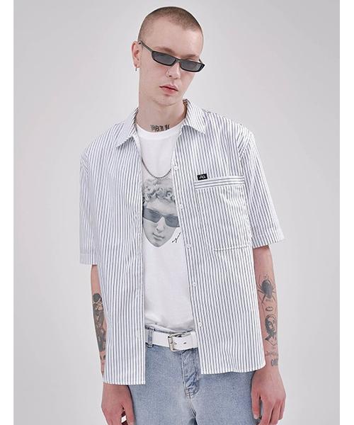 [AGENDER]アートワークTシャツ