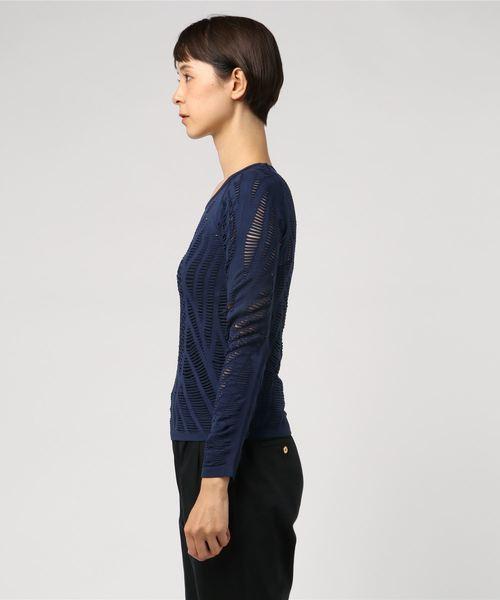 【Alo Yoga】ロングスリーブTシャツ<WANDERER LONG SLEEVE>
