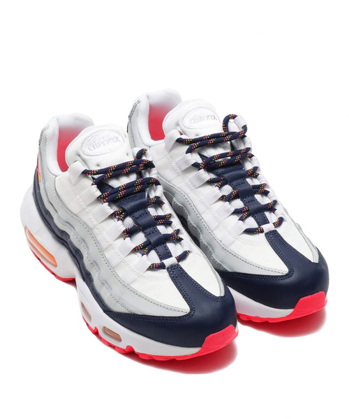 best loved d7fd8 8dbc9 NIKE(ナイキ)の「NIKE WMNS AIR MAX 95 (MIDNIGHT NAVY LASER