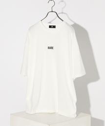 HARE(ハレ)のHAREロゴカットソーSS(Tシャツ/カットソー)