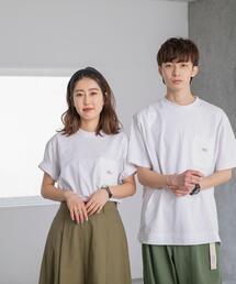 【WEB限定カラー】SMITH'S(スミス)別注ポケットTシャツ(21SS)#
