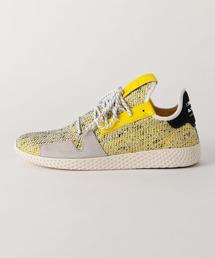 <adidas Originals × Pharrell Williams> SOLAR HU TENNIS V2