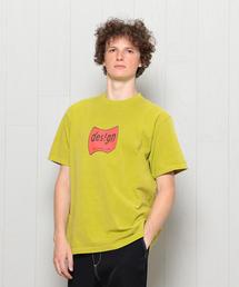 <C.E>DES GN OVERDYE T-SHIRT/Tシャツ.