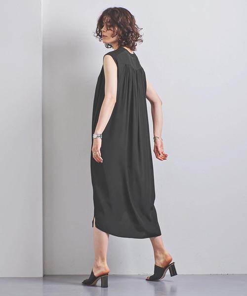 【再入荷】 <SACRA(サクラ)>コンビ ノースリーブ ARROWS ワンピース(ワンピース) UNITED|SACRA(サクラ)のファッション通販, プシュケチカ:fc658878 --- tsuburaya.azurewebsites.net