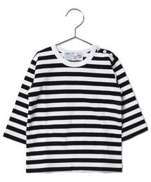 agnes b.(アニエスベー)のJ008 L TS ボーダーTシャツ(Tシャツ/カットソー)