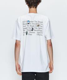 <823> MANIFESTO TEE/Tシャツ